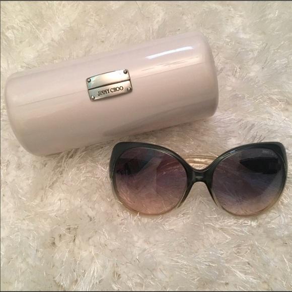 fb17a677f1e Jimmy Choo Accessories - Jimmy Choo Authentic sunglasses